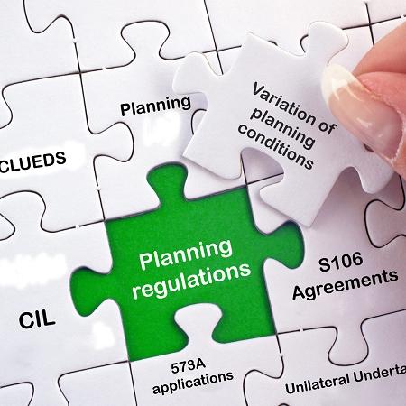 Planning Law and Regularisation